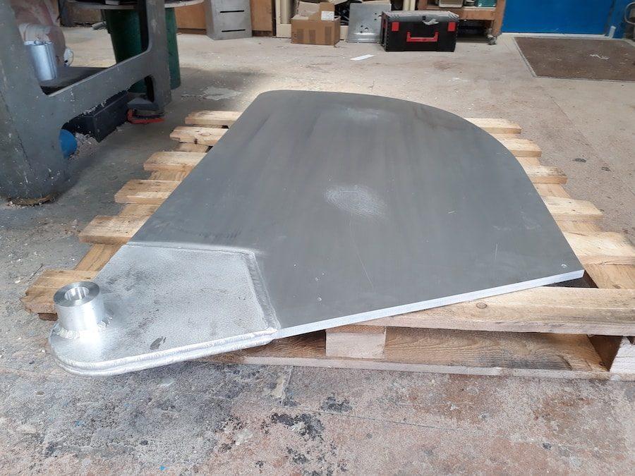 Fabrication Dérive Gib Sea 262