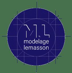 logo modelage lemasson